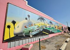 The many murals of Harlingen, Texas Harlingen Texas, Rio Grande Valley, Loving Texas, South Texas, Retirement Planning, Over The Years, Murals, Places To Go, Beautiful Pictures