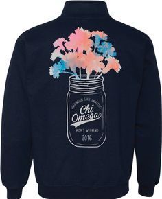 gokotis.com | Mom's Weekend #ChiOmega #MomsWeekend #ParentsWeekend #Sorority #ChiO #SororityShirt (155467)