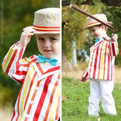 Burt from Mary Poppins