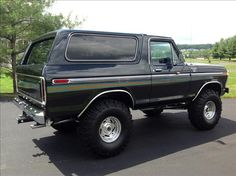1978 Ford Bronco Maintenance/restoration of old/vintage vehicles: the material for new cogs/casters/gears/pads could be cast polyamide which I (Cast polyamide) can produce. My contact: tatjana.alic@windowslive.com