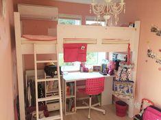 木製ベッド&子供部屋ベッドランキング1位★ ロフトベッド システムベッド