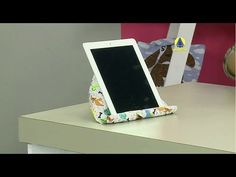 Video tutorial: iPad or tablet stand - YouTube