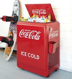 Fancy - Coca-Cola Drink Cooler