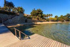 Kontokali Villa For Sale Corfu town & Suburbs Corfu Town, Villas, Greece, River, Luxury, Outdoor Decor, Greece Country, Villa, Rivers