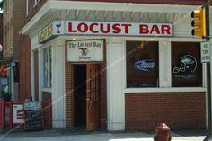 Locust Street bar. Always the last stop before the subway.