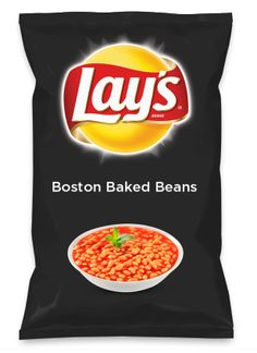 Wouldn't Boston Baked Beans be yummy as a chip? Lay's Do Us A Flavor is back, and the search is on for the yummiest flavor idea. Create a flavor, choose a chip and you could win $1 million! https://www.dousaflavor.com See Rules.