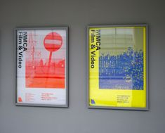 design guidelines for promotional materials of MMCA(National Museum of Modern and Contemporary Art) Seoul - studio fnt