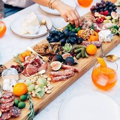 The @littlebigcompany is great for catering all events! Just look at this cheese board, we wouldn't mind some in our office!!