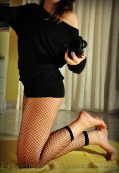 Those #fishnets that can fully satisfy #barefootlovers too :P #footfetish #feet #legs