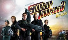 Starship Troopers 3: Marauder (2008) Full Movie Dual Audio Hindi and English Watch Online Free 720p Bluray Rip