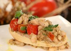 Бон Апети Салата с боб и риба тон