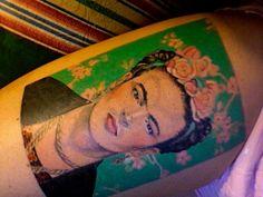 love frida - gorgeous tattoo