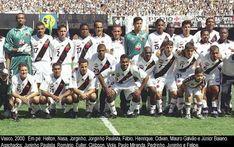 Time Campeão Brasileiro de 2000.