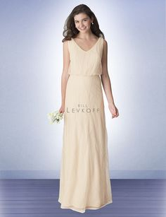 Bridesmaid Dress Style 1264 - Bridesmaid Dresses by Bill Levkoff