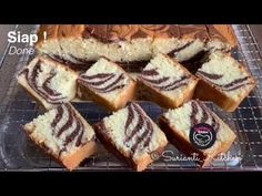 Kek Marble paling sedap - YouTube Marble Cake, Brownies, Cake Recipes, French Toast, Butter, Cakes, Breakfast, Youtube, Food