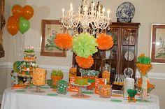 WISELY PLANNED BIRTHDAYS: GREEN EGGS & HAM!