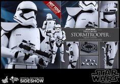 Star Wars Episode VII MMS Actionfigur 1/6 First Order Stormtrooper Squad Leader
