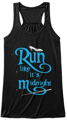 Run Like It's Midnight Shirts
