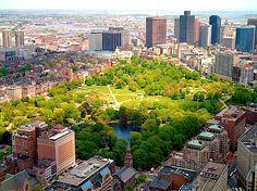 boston common - Google Search
