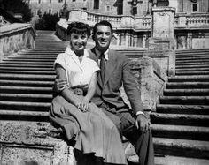 Audrey Hepburn & Gregory Hepburn
