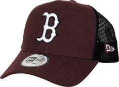 ecdde8e70a17c Boston Red Sox New Era Seasonal Heather Trucker Cap