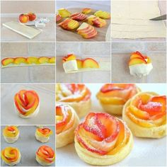 Apple rose buds wrapped in crispy dough? What a nice presentation of food! Here is a nice recipe for you to make some apple rose puff pastry. They are very beautiful and delicious. They are great for parties, afternoon tea, baby showers and a lot of other occasions when you …