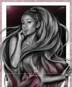 "WANT A SHOUTOUT ?   CLICK LINK IN MY PROFILE !!!    Tag  #DRKYSELA   Repost from @daviihonorato   ""Somethin' 'bout you makes me feel like a dangerous woman""  New drawing!! @arianagrande  #arianagrande #drawing #digitalart #photoshop #art #desenho #dibujo #illustration #arte #draw #realism #hair #music #dangerouswoman #arianators #digitalartlook via http://instagram.com/zbynekkysela"