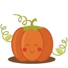 cute pumpkin faces plain pumpkin clip art vector clip art online rh pinterest com cute pumpkin clip art free cute halloween pumpkin clipart
