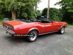 1973 Ford Mustang -   1971-1973 Mustang - Used Ford Mustangs   AllStangs.com - 1964 - 1973 mustangs  sale   ford mustang trader 1968 ford mustang fastback - 427 cid - #266tpa price: $140000 1968 mustang coupe for sale in illinois exterior: acapulco blue - interior: black engine: 427 cid. 1964 - 1973 mustangs  sale   ford mustang trader 1967 ford mustang fastback red price: $39500 1967 mustang fastback for sale in exterior: red - interior: red engine: 289- transmission: automatic: ad#: 7636…