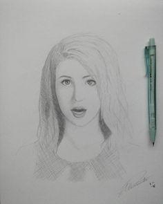 Hayley Williams, My Drawings, Sketch, Female, Instagram, Art, Sketch Drawing, Art Background, Drawings
