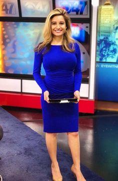 Kelly Nash Hot Newswomen Fashion Dresses Open Toe
