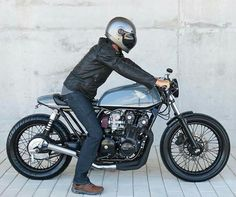 Honda Cafe Racer – BikeBound Your complete guide in order to Honda cafe racer motorcycles, from classic bikes like the Honda Cb750 Cafe Racer, Cafe Racer Bikes, Cafe Racer Motorcycle, Motorcycle Style, Cafe Racers, Biker Style, Tracker Motorcycle, Honda Cb750, Honda Bikes