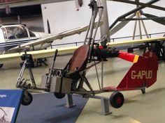 FREE PLANS TO BUILD YOUR OWN GYROPLANE, Gyrocopter or ...