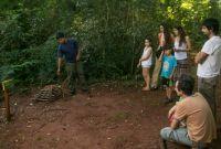 Yyryapú Turismo Guaraní - Aldea Yryapú Paseo de interpretación por la selva, patrimonio natural y cultural guaraní. Exposición y venta de artesanías, y presentación de coros indígenas de la Aldea Yryapú. Todos los días de 8.30 a 17.30 hs - Tel: 15674377.