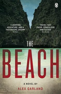 85 best favourite books images on pinterest book covers books to a group of young people seek out a mysterious beach while on a trip to thailand the beach made into a movie in 2000 starring leonardo dicaprio fandeluxe Images