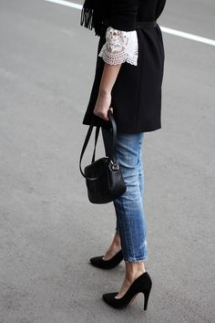 Fashion and style: Lace