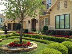Charming Houston Landscape Design Ideas, Pictures, Remodel And Decor Garden Design  Magazine, Traditional Landscape