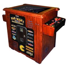 Have to have it. Pac-Man's Arcade Party Cocktail by Namco - $2918.98 @hayneedle.com