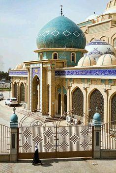 جامع خليل جليل خياط في اربيل