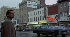 "Atlantic Ave scene from the movie ""The King of Marvin Gardens""- Atlantic City NJ"