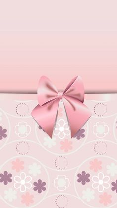 Bow Wallpaper, Colorful Wallpaper, Iphone Wallpaper, Phone Backgrounds, Wallpaper Backgrounds, Pink Love, Bows, Pattern, Prints