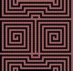 Crochet - solomillo de tejer - Planes a fileyke abstracto. Discusión sobre LiveInternet - Servicio de Rusia diarios online