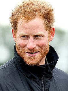The Many Stages of Prince Harry's Facial Hair
