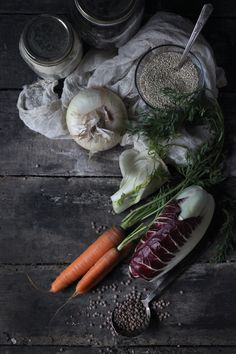 Saffron Quinoa over Roasted Veggies, and on the Ongoing Flow of Things - hotuscuisine.com