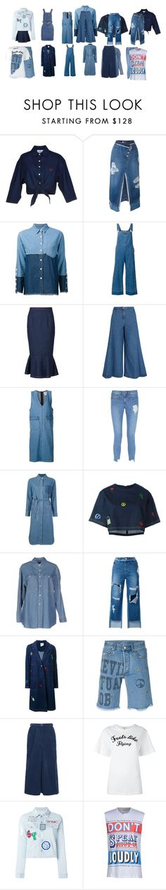 """""""Untitled #4255"""" by luciana-boneca on Polyvore featuring Steve J & Yoni P"""