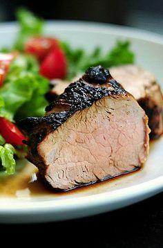Grilled Pork Tenderloins | She Wears Many Hats
