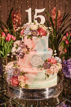 Quinceanera Party Planning – 5 Secrets For Having The Best Mexican Birthday Party Sweet Fifteen, Quinceanera Planning, Quinceanera Themes, Minnie Mouse Party, Safari Party, 15th Birthday, Birthday Parties, Quince Cakes, Luau