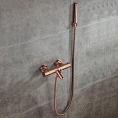 B & B, Interior And Exterior, Interior Design, Door Handles, Copper, House Design, Pattern, Gold, Bathrooms