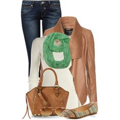 Untitled #2783 by sherri-leger on Polyvore featuring polyvore, fashion, style, Michael Kors, Jane Norman, Herrlicher, Enzo Angiolini, T-shirt & Jeans, Rut&Circle and clothing