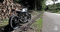 Yamaha TR1 // Etik Motorcycles